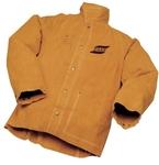 Кожаная куртка сварщика ESAB Leather Welding Jacket